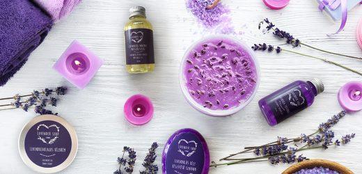 Lavender Shop