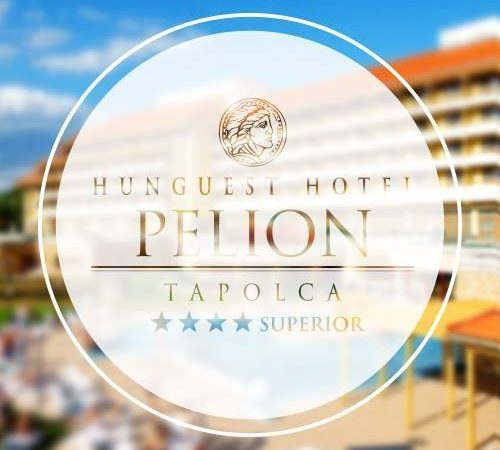 Hunguest Hotel Pelion**** Tapolca