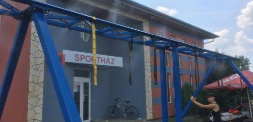 Tapolca Sportház