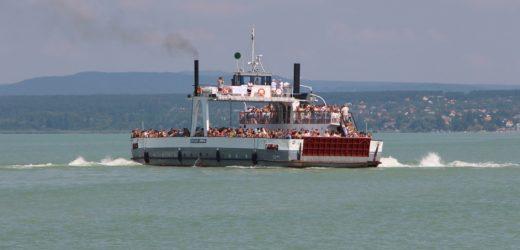 Húsz éves rekord dőlt meg a balatoni hajózásban