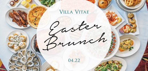 Villa Vitae – Easter Brunch III.