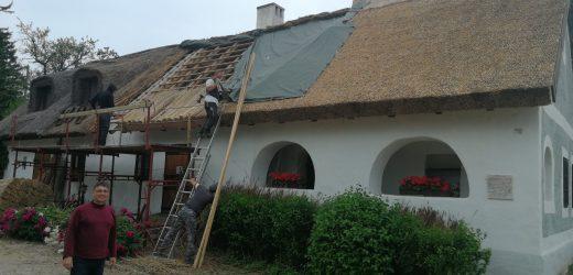 Megújul a Szent József ház és a tájház Paloznakon