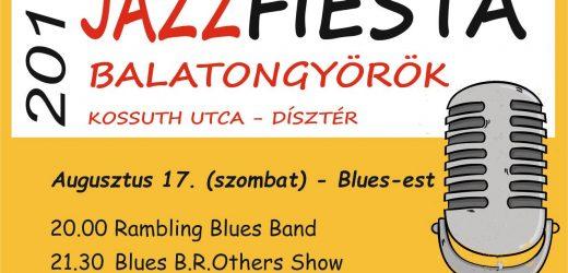 JazzFiesta Balatongyörök