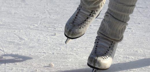 Itt lehet korcsolyázni a Balatonnál