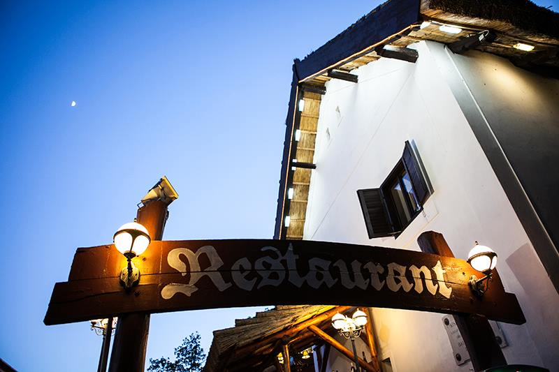 Kisfaludy-ház Étterem
