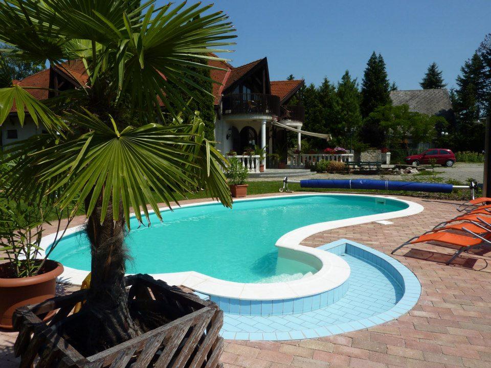 Zsanett Hotel Balatonkeresztúr – Janette Hotel