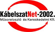 KábelszatNet-2002 Műsorelosztó és Kereskedelmi Kft.