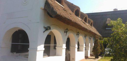 Pálköve Nádfedeles Strandház