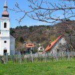 Becehegyi Kápolna és Présházak