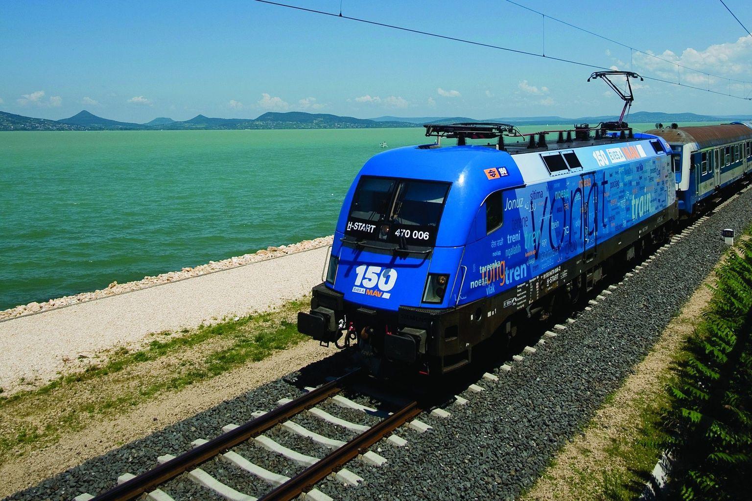 Szombattól több vonat jár a Balatonra
