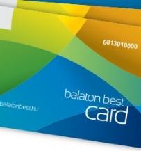 Balaton Best Card – különleges kedvezmények a Balaton-felvidéken