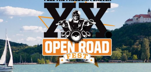 Hamarosan nyit a 20. Open Road Fest