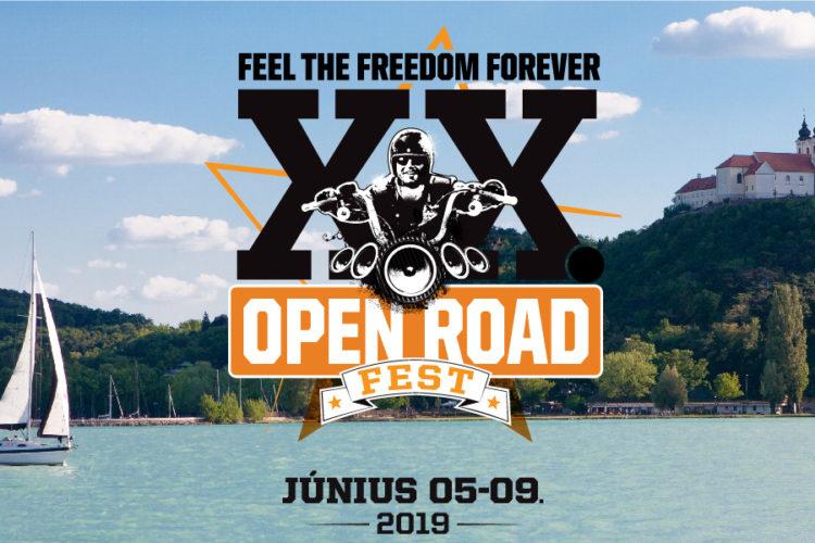 Itt a jubileumi Open Road Fest útvonala