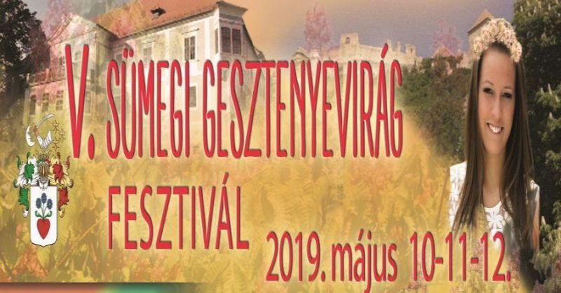 V. Gesztenyevirág Fesztivál Sümegen