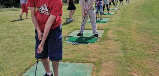 Jótékonysági golfversenyt tartott a Balaton Golf Klub