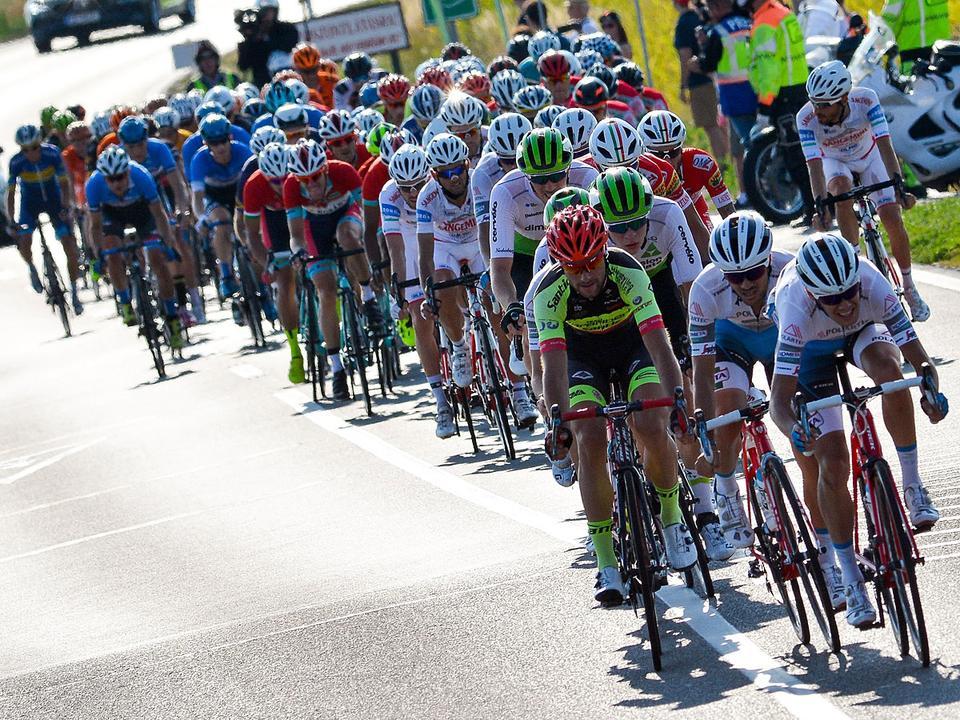 Kedden Siófokról rajtol a Tour de Hongrie
