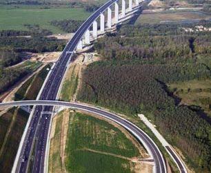 A Kőröshegyi Völgyhíd lett az év hídja Magyarországon