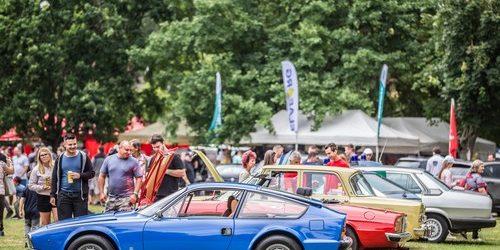 Alfa Romeók lepik el Zánkát