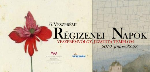 Jövő héten rendezik meg a Veszprémi Régizenei Napokat