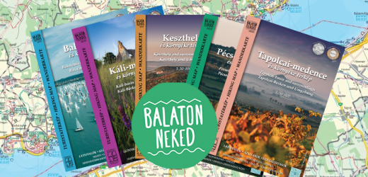 Még fel lehet kerülni a legfrissebb Balaton Neked térképekre