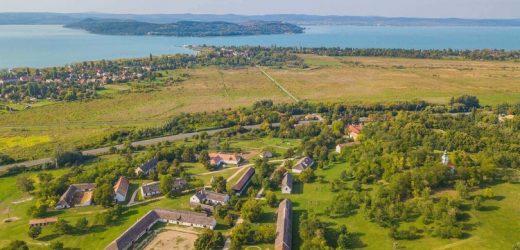 Újjászületik a Balaton egyik kiemelkedő kulturális öröksége