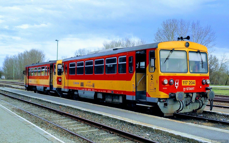 Hamarosan újraindulhat a vasúti forgalom a Balaton északi partján