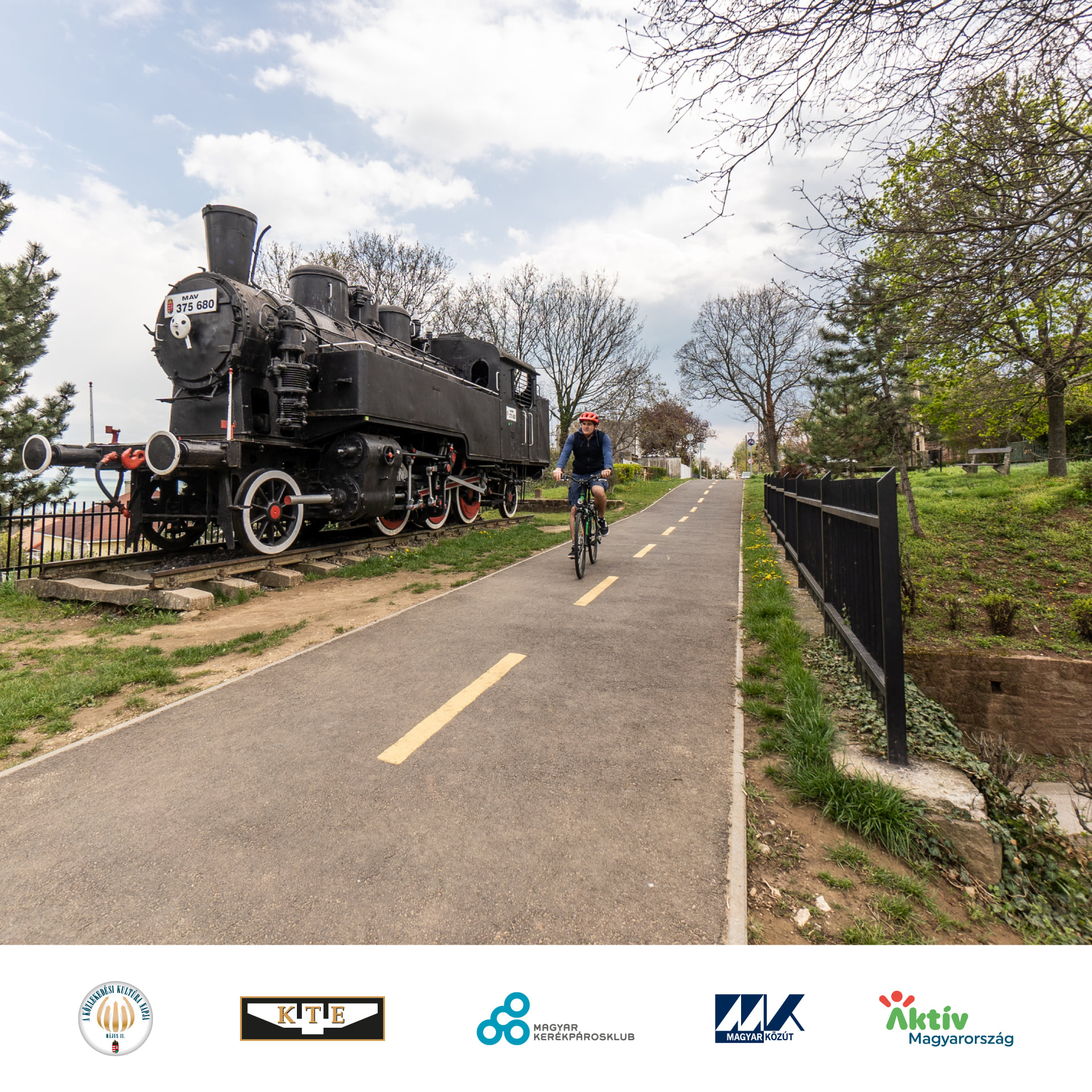 Szavazz Te is a Veszprém-Balatonalmádi bicikliútra!