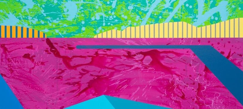 Nekem a Balaton – Bodolóczki Linda festőművész kiállítása