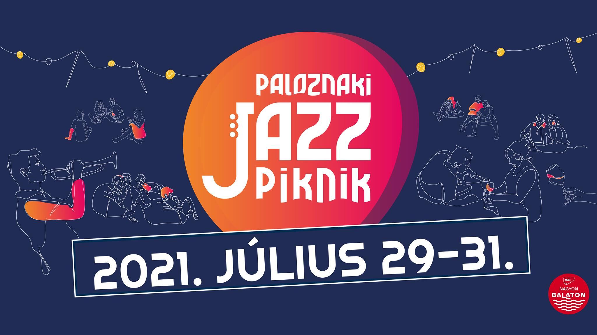 JazzPiknik július Július 29–31. között Paloznakon
