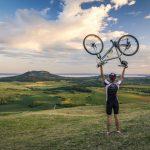 A kedvenc kerékpáros útvonalaink a Balaton északi és déli partján